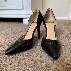 Black Heels - Brand New - size 6.5